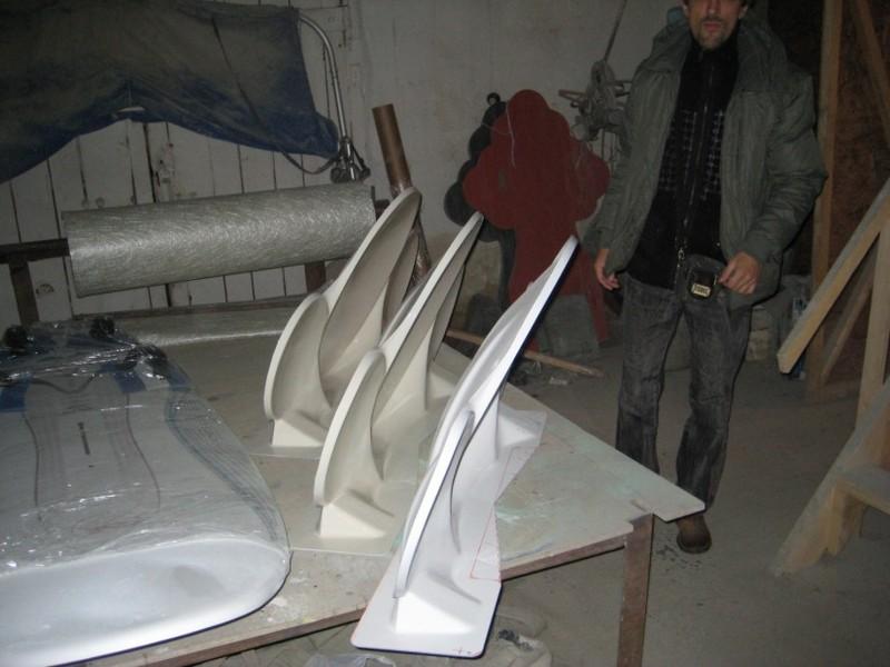 изготовление стеклопластиковой лодки технология